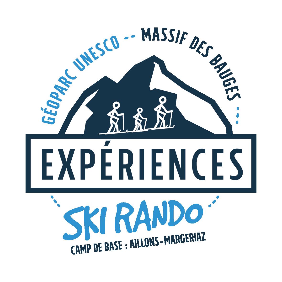 Logo Expériences Ski Rando