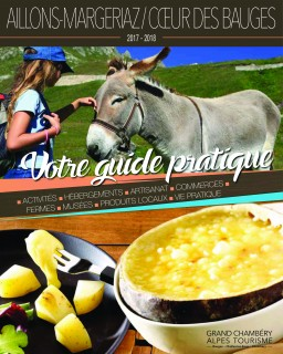 Guide Pratique des Aillons-Margériaz / Coeur des Bauges