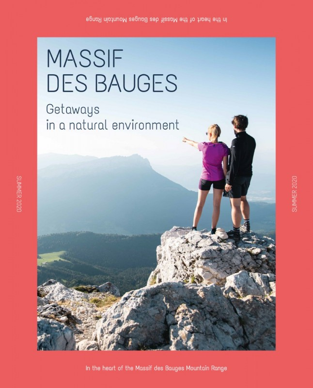 Massif des Bauges - Getaways in a natural environment- Summer 2020