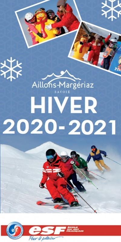 Ecole de Ski Français des Aillons-Margériaz 2020/ 2021