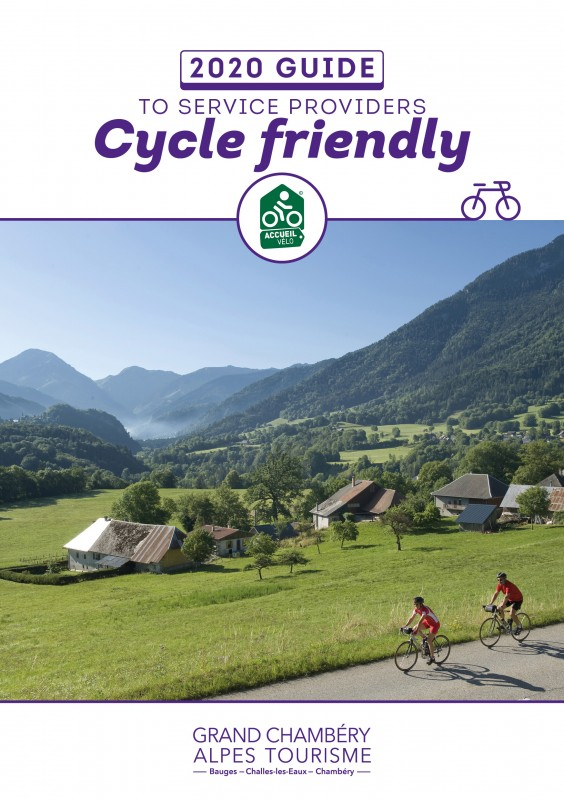 Partner guides  - Cycle friendly label