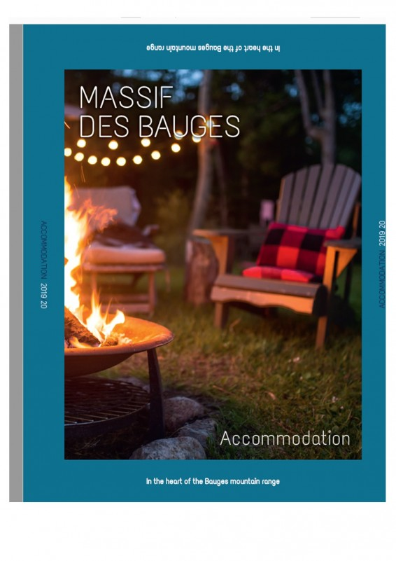 Your accommodation - Massif des Bauges