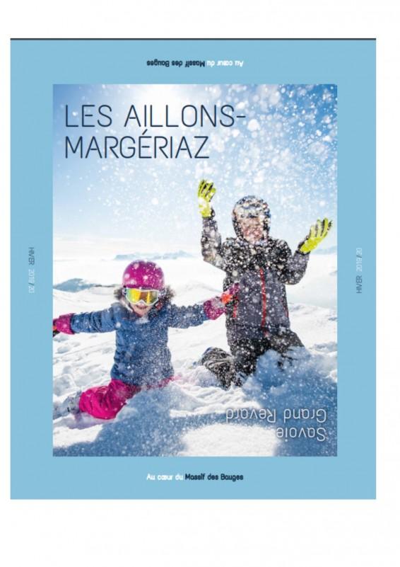 Vos escapades inattendues - Aillons-Margériaz Hiver 2019/2020