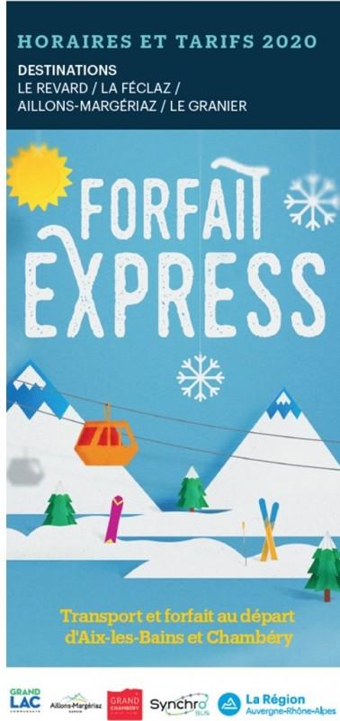 Mon Forfait Express