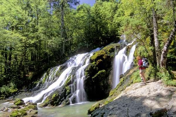 Pissieu Waterfall