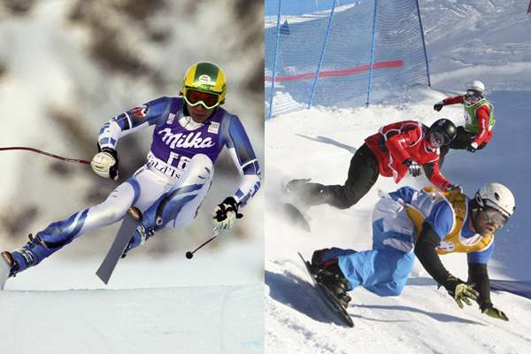 Winter sports clubs