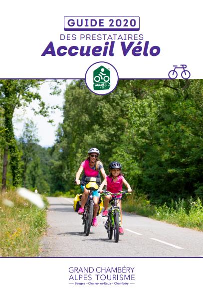 """Livret """"Accueil vélo"""""""