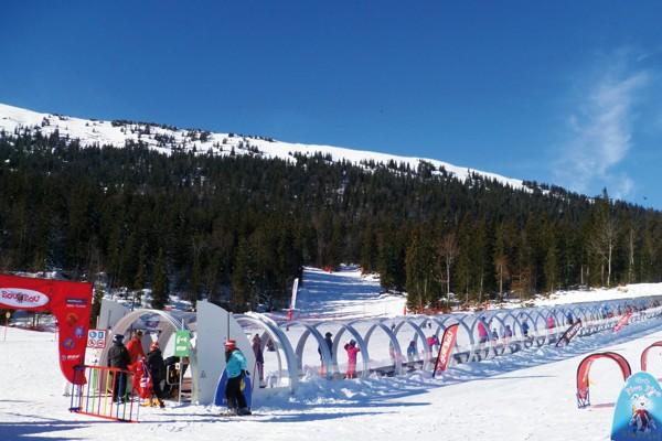 'Jardin des neiges'