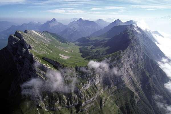 Le Massif des Bauges Regional Nature Park