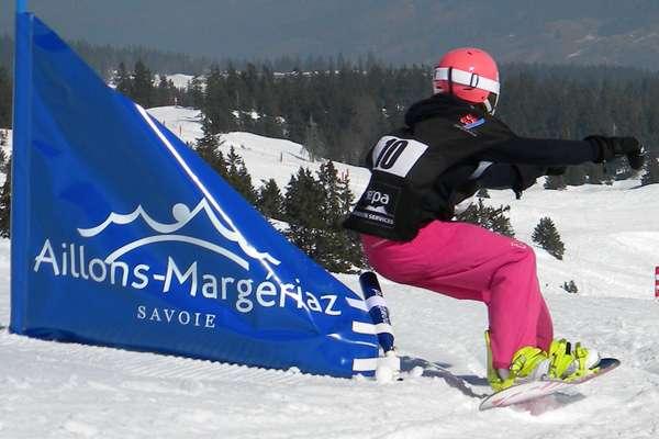 Snowboard Club de Margériaz