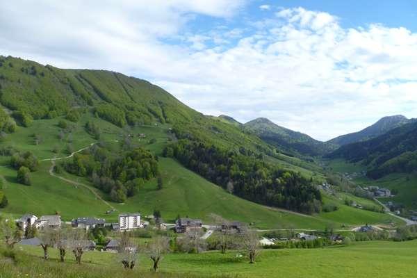 La station-village