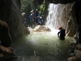 Canyoning, Bauges, Canyoning Savoie