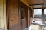 balcon de la maison Baujue