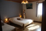 Chambre 3 couchages de l'Aster