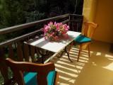 Un petit balcon plein sud, pour des petits déjeuners ensoleillés