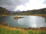 Lac de pêche à Lescheraines (3ème lac)