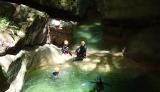 Canyon de la Ternèze