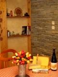 Les fromages et les vins de Savoie