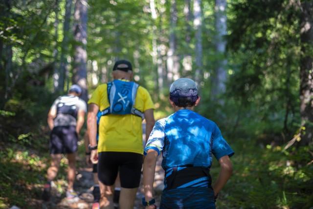 Trail aillon-margeriaz