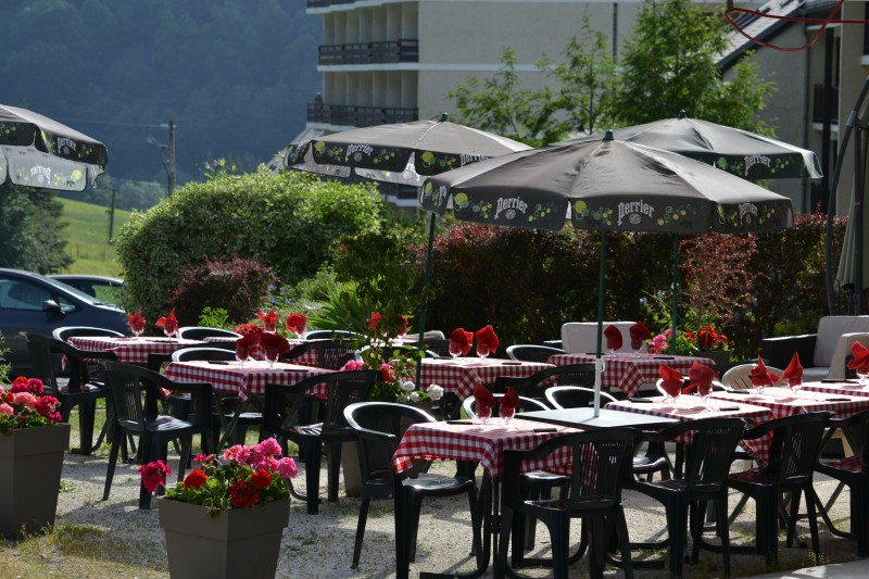 Restaurant le Tétras