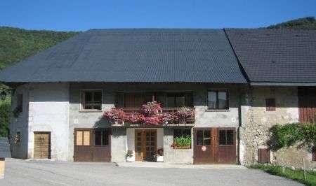 Maison baujue la Correrie - Aillon Station